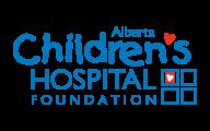 Logo - Alberta Childrens Hospital Foundation