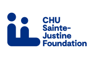 Logo - CHU Sainte Justine Foundation