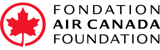 Logo - Air Canada Foundation