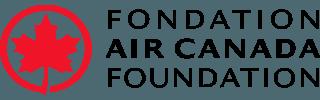 Logo - Air Canada Foundation