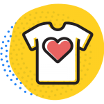 Icon - Heart T-Shirt