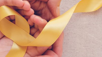 Childhood Cancer Month