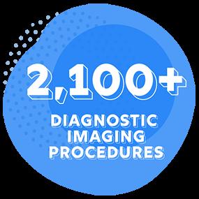Diagnostic imaging procedures