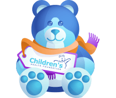Children's Health Foundation Bear