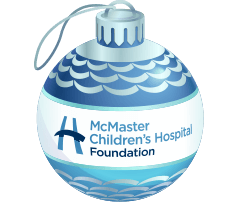 McMaster Children's Hospital Foundation Ornament