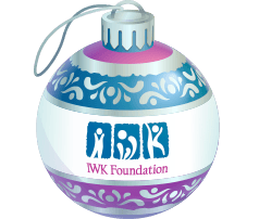 IWK Foundation Tree Ornament