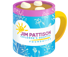 Jim Pattison Children's Foundation Hot Chocolate Mug