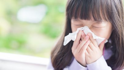 Influenza B Cases Are On the Rise