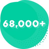 Financial Stats - 68,800+