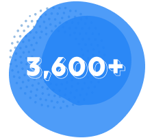 Financial Stats - 3,600+