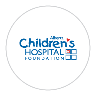 Logo Alberta Childrens Hospital Foundation