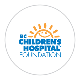Logo BC Childrens Hospital Foundation