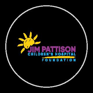 Logo Jim Pattison Childrens Hospital Foundation