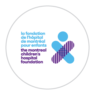 Logo Montreal Children's Hospital Foundation