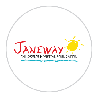 Logo Janeway Childrens Hospital Foundation