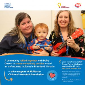 CCHF dairy queen create something positive instagram social card
