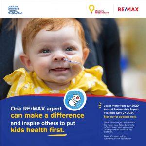CCHF remax kids health first instagram social card
