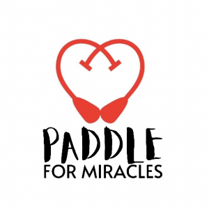 Paddle for Miracles CMN Logo